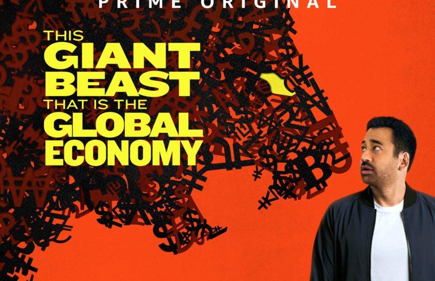 ジャイアント・ビースト ~グローバル経済の謎を解き明かせ~(字幕版)の画像
